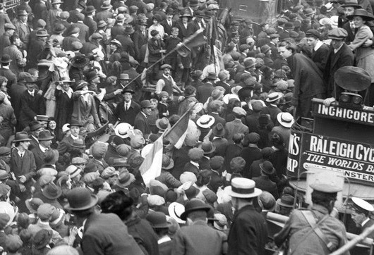 Easter rising how to search the records