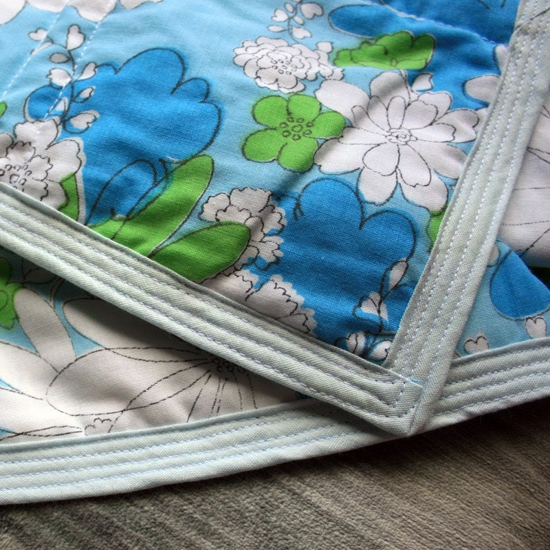 dreamy baby quilt