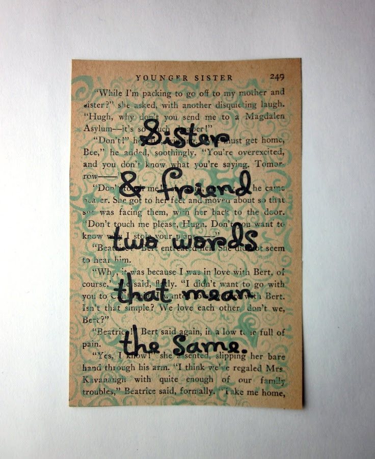 Quotes About Mean Sisters 51 Quotes