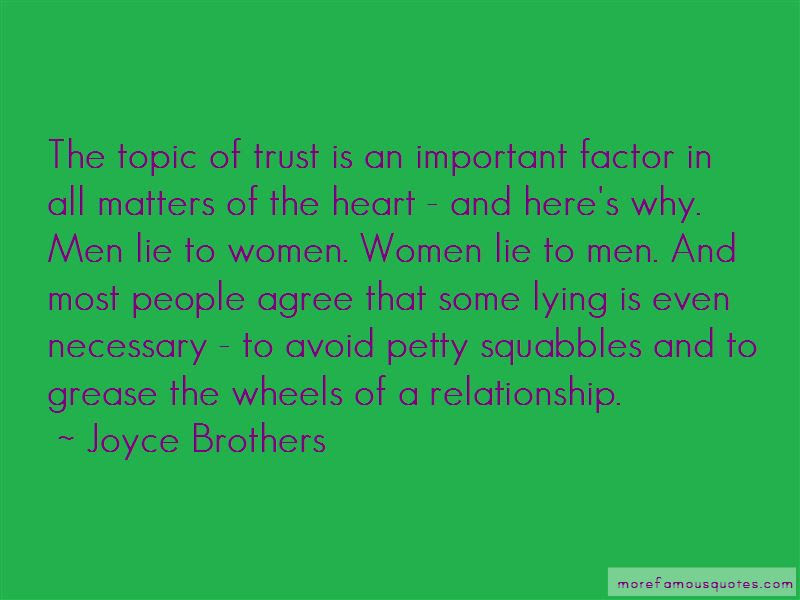 Trust Factor Quotes Top 8 Quotes About Trust Factor From Famous Authors