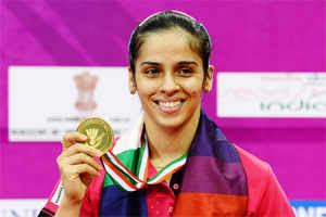 Coach lost weight in making me World No. 1: Saina Nehwal
