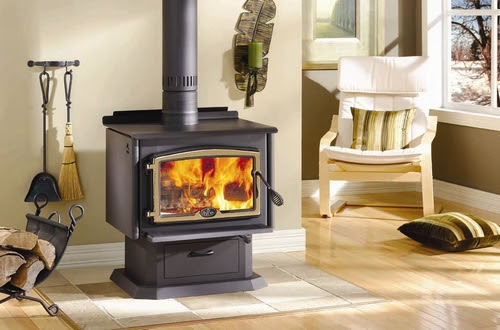 Can I convert a gas log fireplace to wood burning? - Home ...