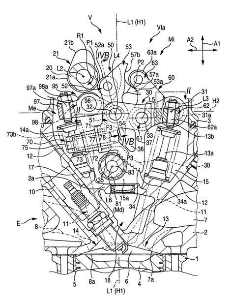 10 best Engine Schematics images on Pinterest | Mechanical