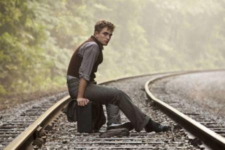 Robert Pattinson is a traveling soul