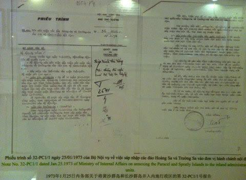Chủ quyền Trường Sa Hoàng Sa, thư tịch cổ, châu bản, Trung Quốc, Việt Nam, cưỡng chiếm Hoàng Sa, bản đồ, sử sách, hải đội Hoàng Sa, Việt Nam Cộng hòa, hải chiến Hoàng Sa 1974, tử sĩ Hoàng Sa