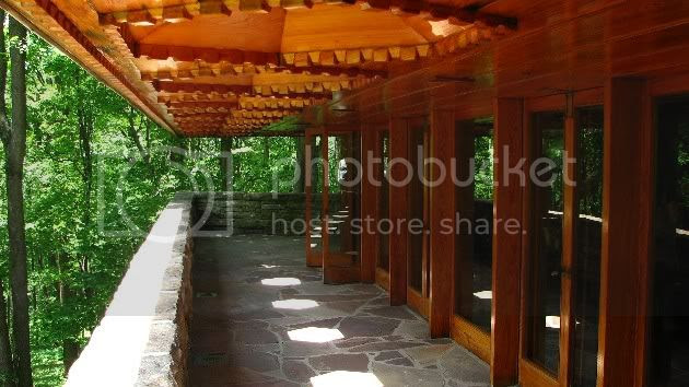 Kentuck Knob Southern Terrace