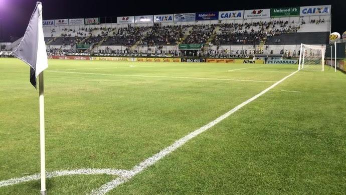Frasqueirão TR (Foto: Jocaff Souza/GloboEsporte.com)