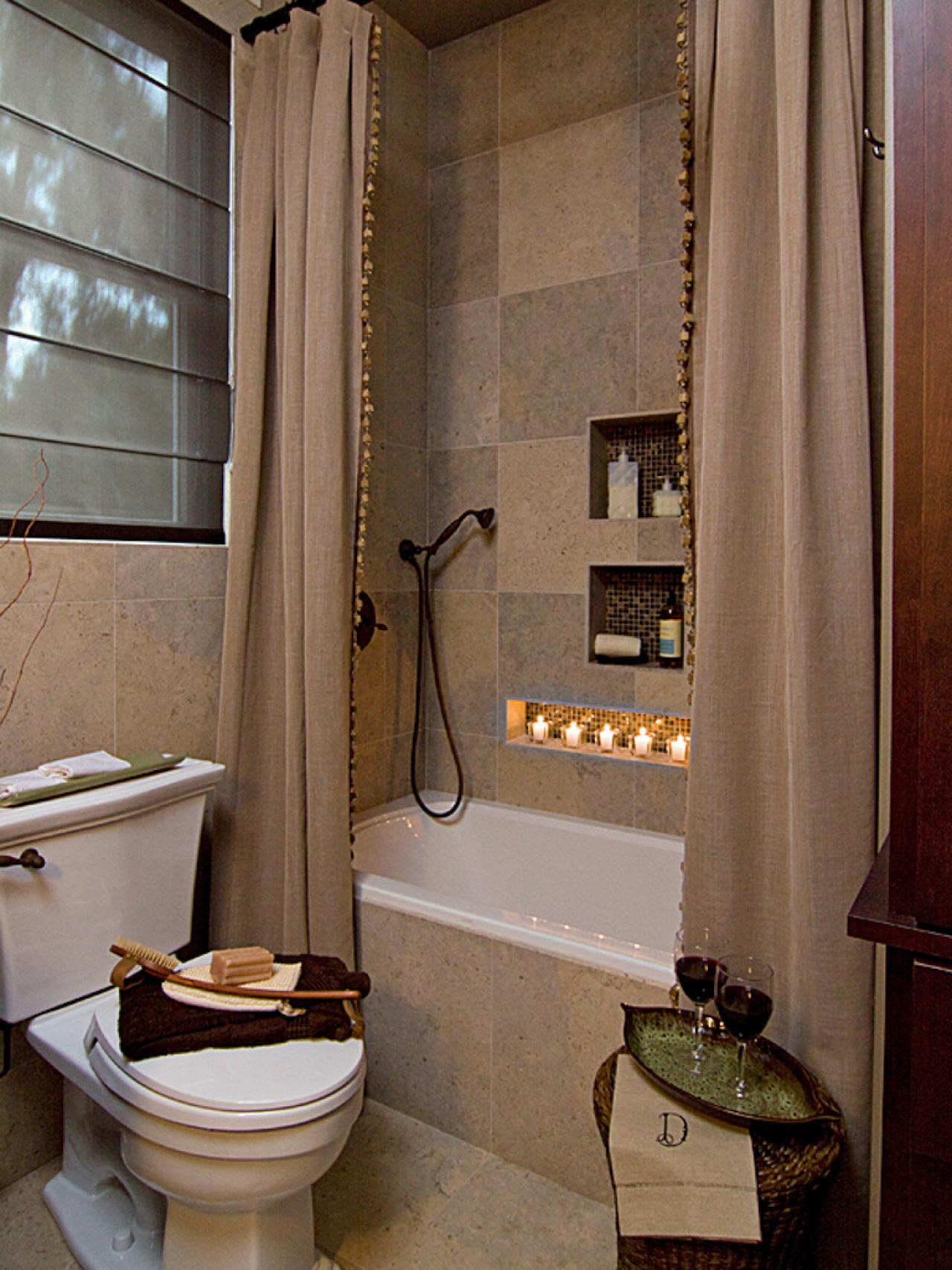 Small Bathroom Decorating Ideas | Bathroom Ideas & Designs ...