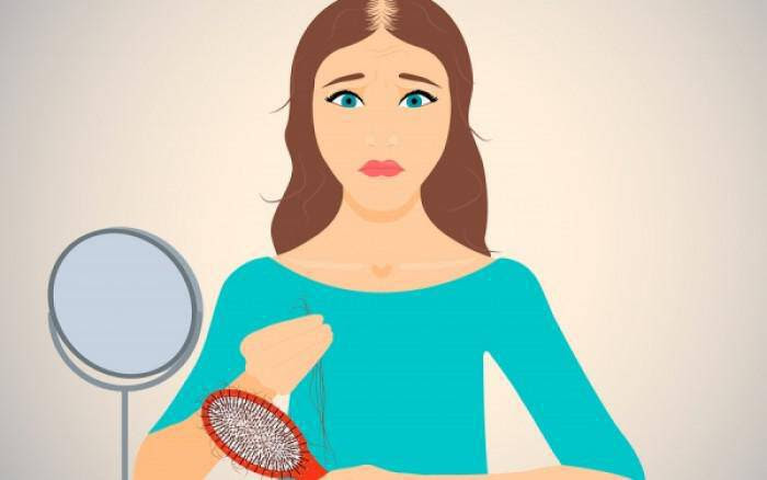 Πέντε προβλήματα υγείας που φαίνονται στα μαλλιά