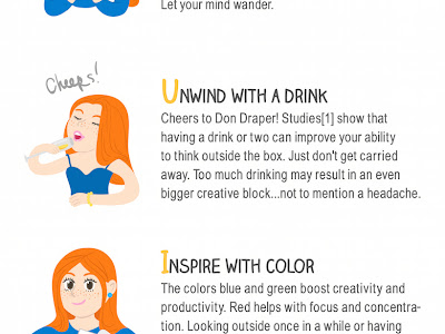 5 Tips to Boost Your Creativity