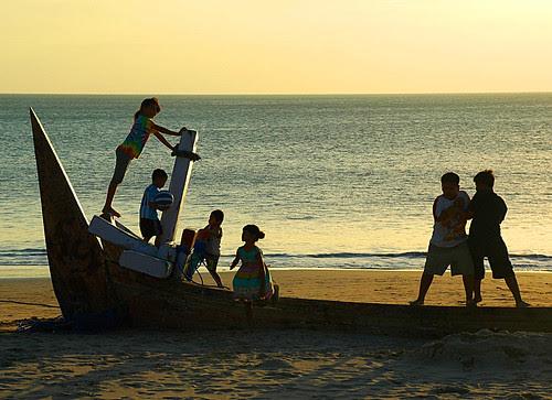Jimbaran beach, Bali (2)