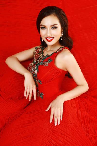 Đặc biệt, Hoàng Thu Thảo còn không ngần ngại tiết lộ rằng, cô thường xuyên uống bia để giữ dáng. http://giainhan.vnbloggers.com/