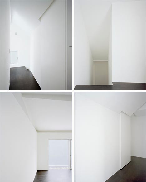Minimalist Living Stark Modern Home Interior Design Designs Ideas On Dornob