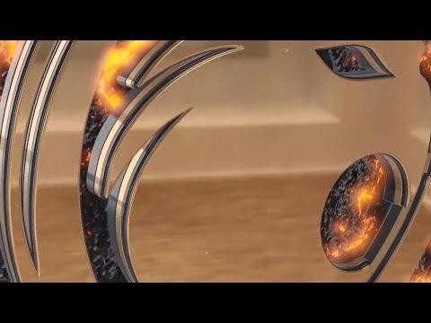 Intro #51 Editavel Logo Tipo Deisgner Tutorial no Final do vídeo