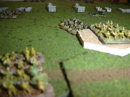 US Marines reach ridge overlooking beach [Battle for Agat Beach]