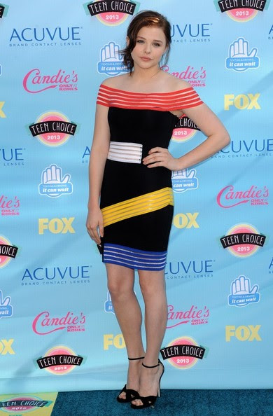 Chloe Grace Moretz - Arrivals at the Teen Choice Awards