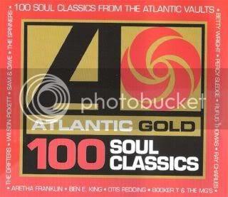 Alternative Times Va Atlantic Gold 100 Soul Classics 2009