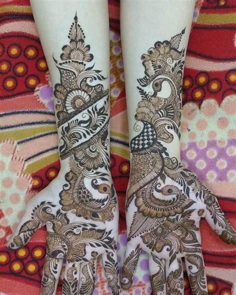 Outstanding Heavy Henna Mehndi Designs Collection   Mehndi