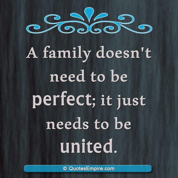Quotes About Family Unity. QuotesGram
