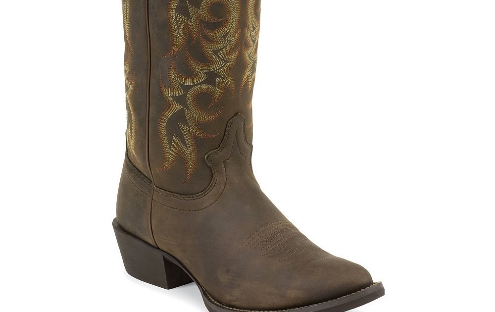 My Shoes Best Price Collection Justin Men S Stampede