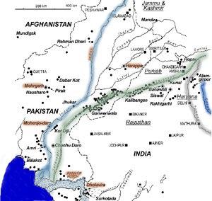Sarasvati Harappan Settlements