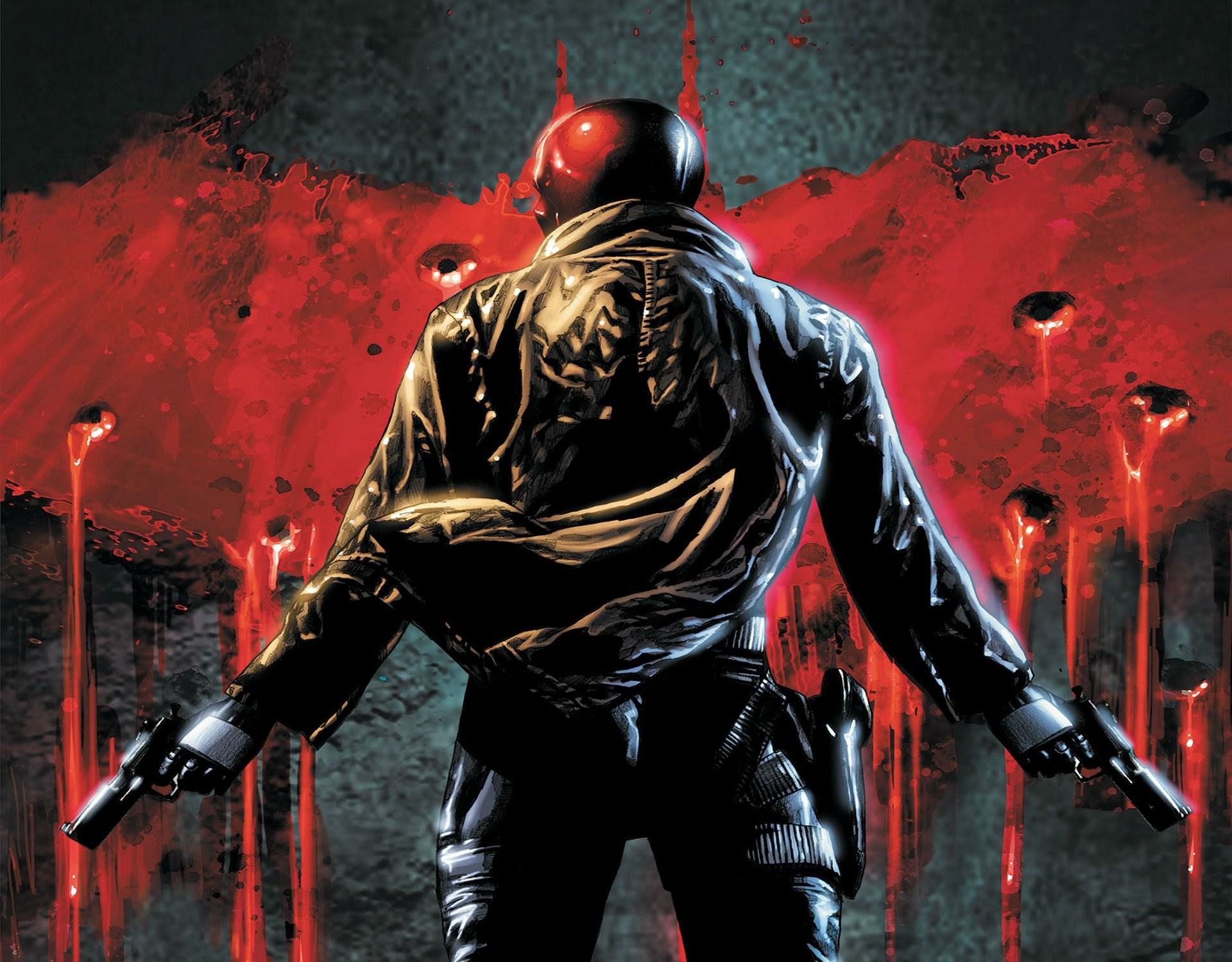 Red Hood Wallpapers 68 Images