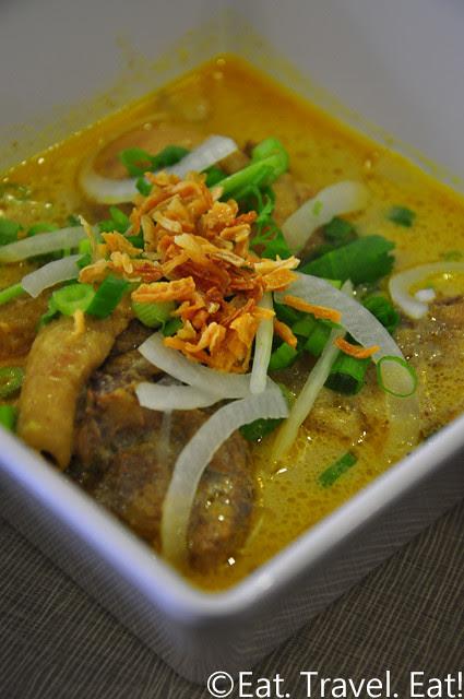 Golden Deli- Temple City, CA: Cari Ga (Curry Chicken)