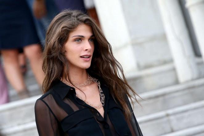 Elisa Sednaoui: 72nd Venice Film Festival Jury Photocall -13