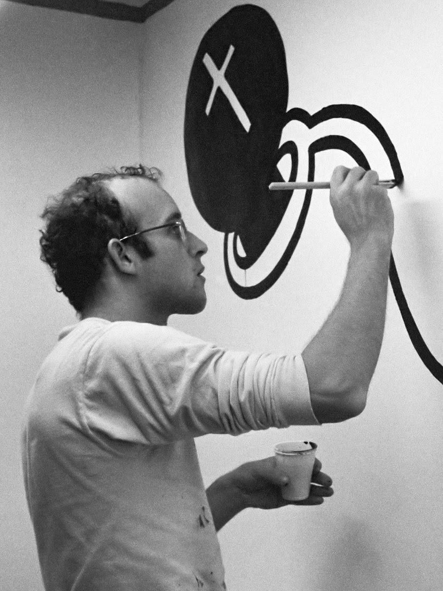 Murales Keith Haring Pisa Indirizzo
