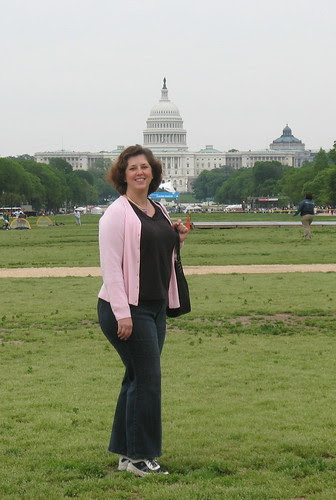 Sue and the Capitol