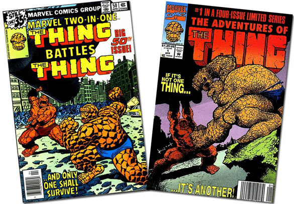MTIO #50/Adventures of the Thing #1