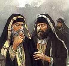 Escribas e fariseus...