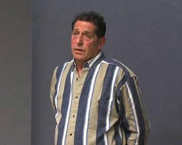 Americano John Lourenco, de 53 anos, foi condenado a quatro anos de cadeia (Foto: Reprodução/YouTube/WPRI)