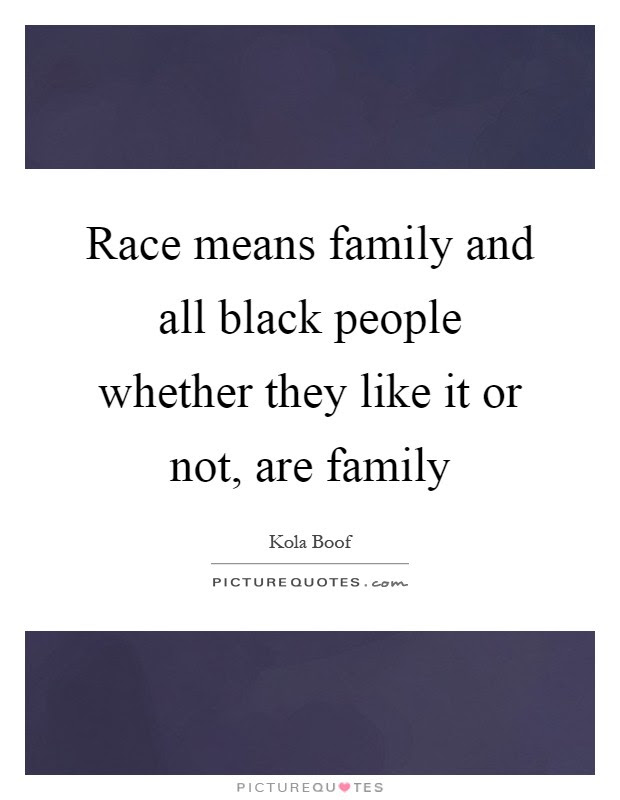 Black Family Quotes Sayings Black Family Picture Quotes