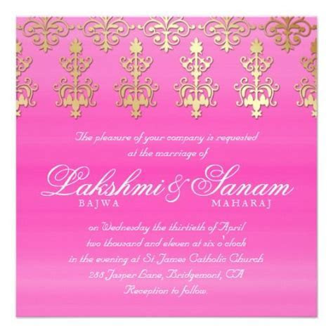 57 best Nia's Bollywood invitation inspiration images on