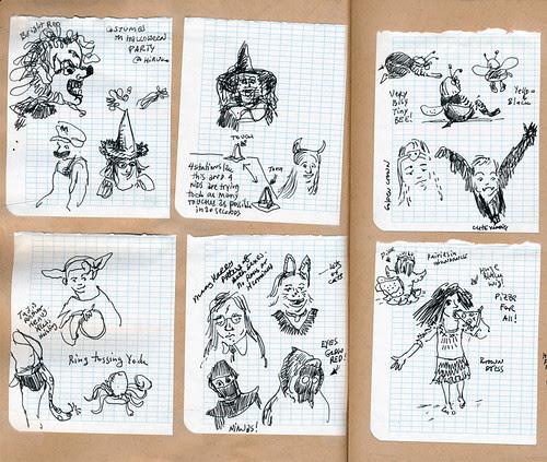 October 2011: Halloween Contumes