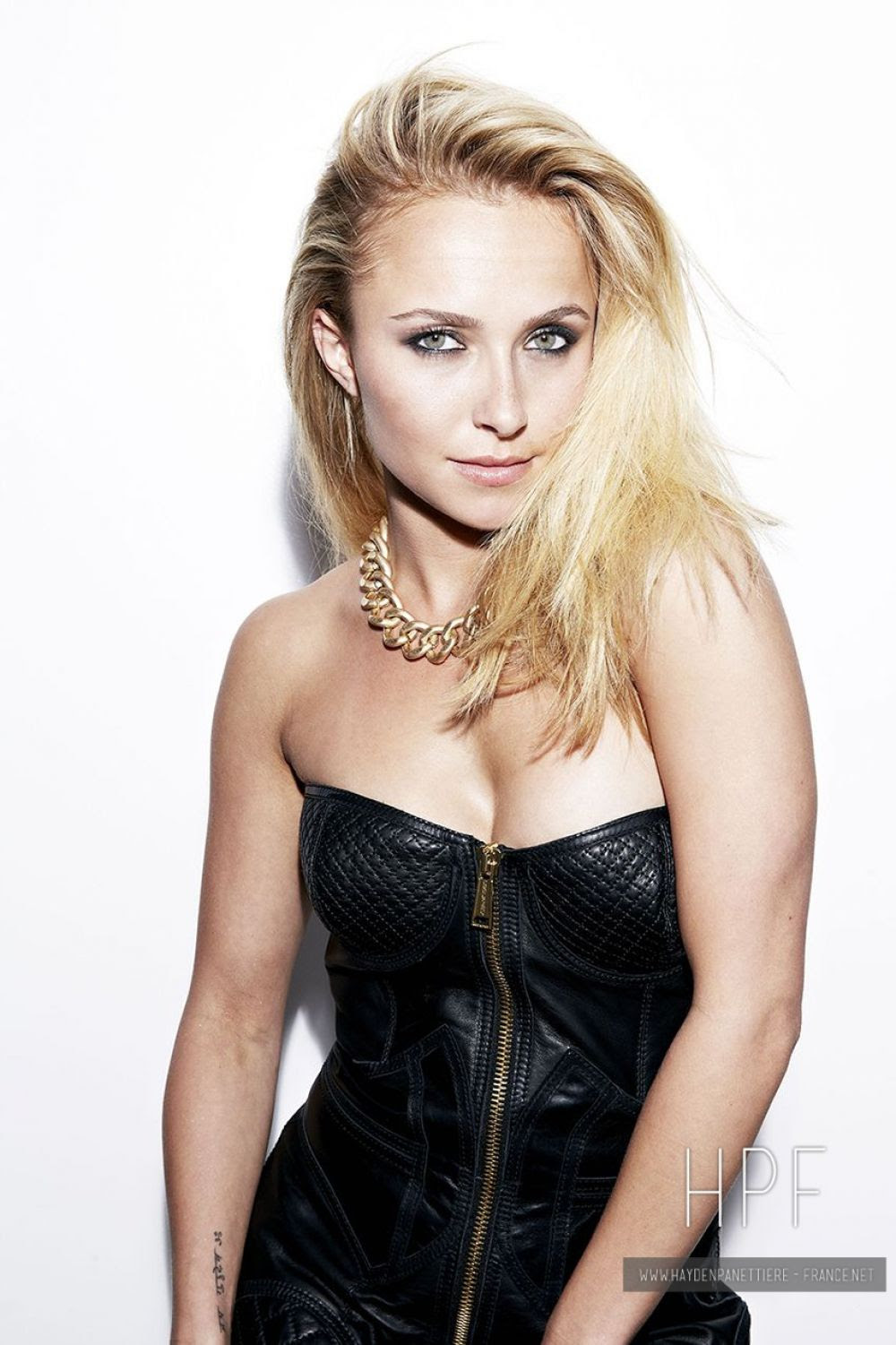 The Best from Past - HAYDEN PANETTIERE by Cliff Watts for Nylon Magazine. March 2013