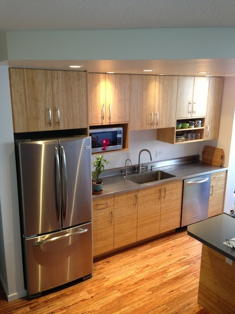 Bamboo and Stainless Steel - contemporary - hawaii - by Hawaii