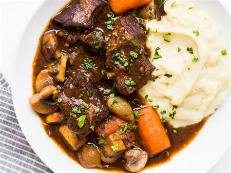 beef bourguignon pronunciation