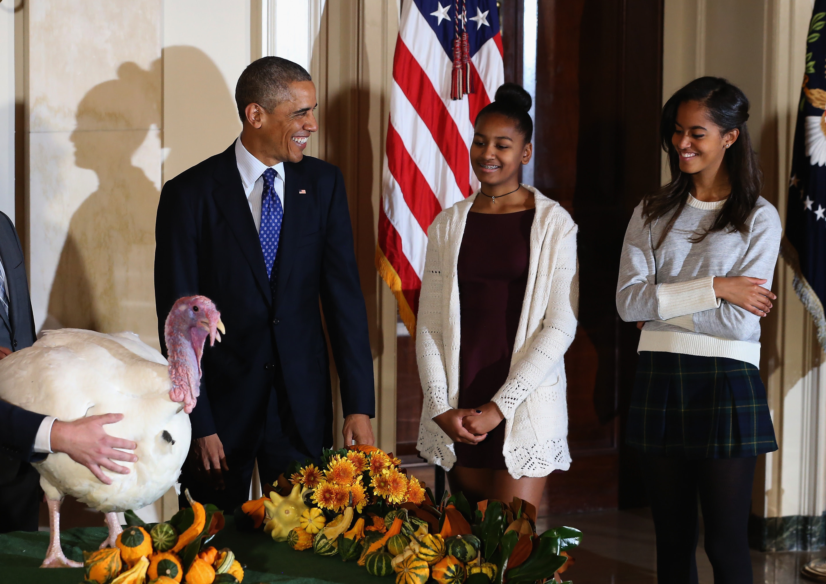 obama turkey pardon