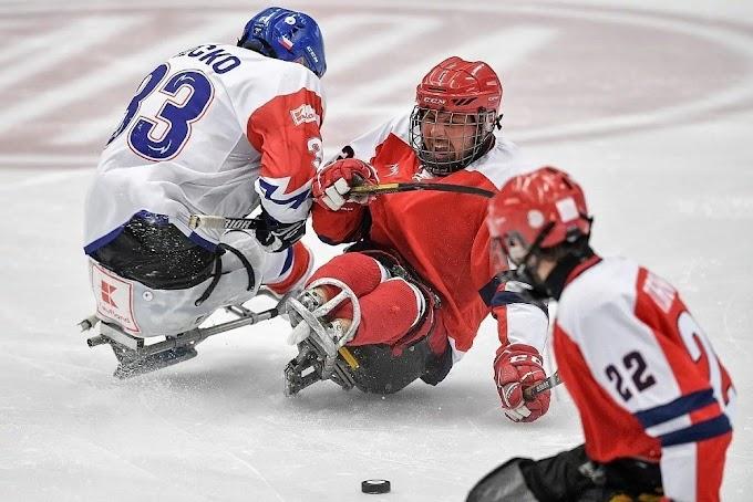 Ижевск примет чемпионат России по следж-хоккею