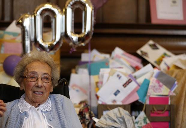 Rádio lançou campanha após saber que Winnie Blagden não tinha herdeiros (Foto: BBC)