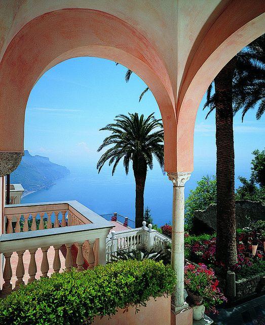 Palazzo Sasso - Ravello, Amalfi Coast