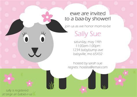 Shower   invitesbyme
