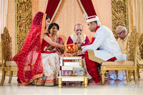 Gujarati Wedding Ceremony ? The Marriott Westchase