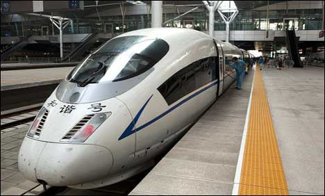 The longest rail line in the world was opened by China on December 26, 2012. China is making new advancements in technology and industry. by Pan-African News Wire File Photos