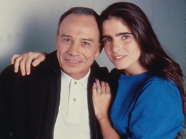 Herculano (Stênio Garcia) e  Márcia (Malu Mader) também estão no elenco (Foto: CEDOC/TV Globo)