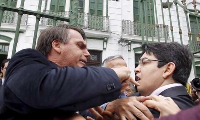 Senador protocolou requerimento para convocar o presidente Jair Bolsonaro