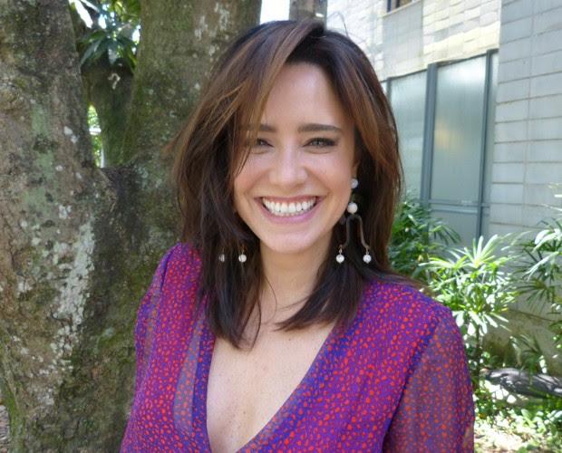 Fernanda Vasconcelos (Foto: Marcele Bessa / Gshow)