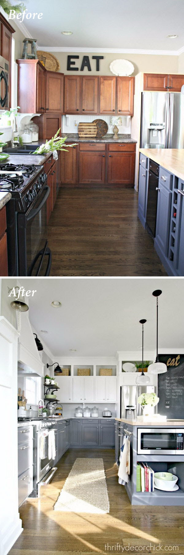 Genius Kitchen Makeover Ideas That Would Save You Money ...
